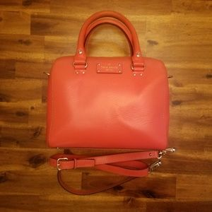 Kate Spade large hand/cross body purse